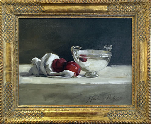 nicky philipps picton bowl still life auction